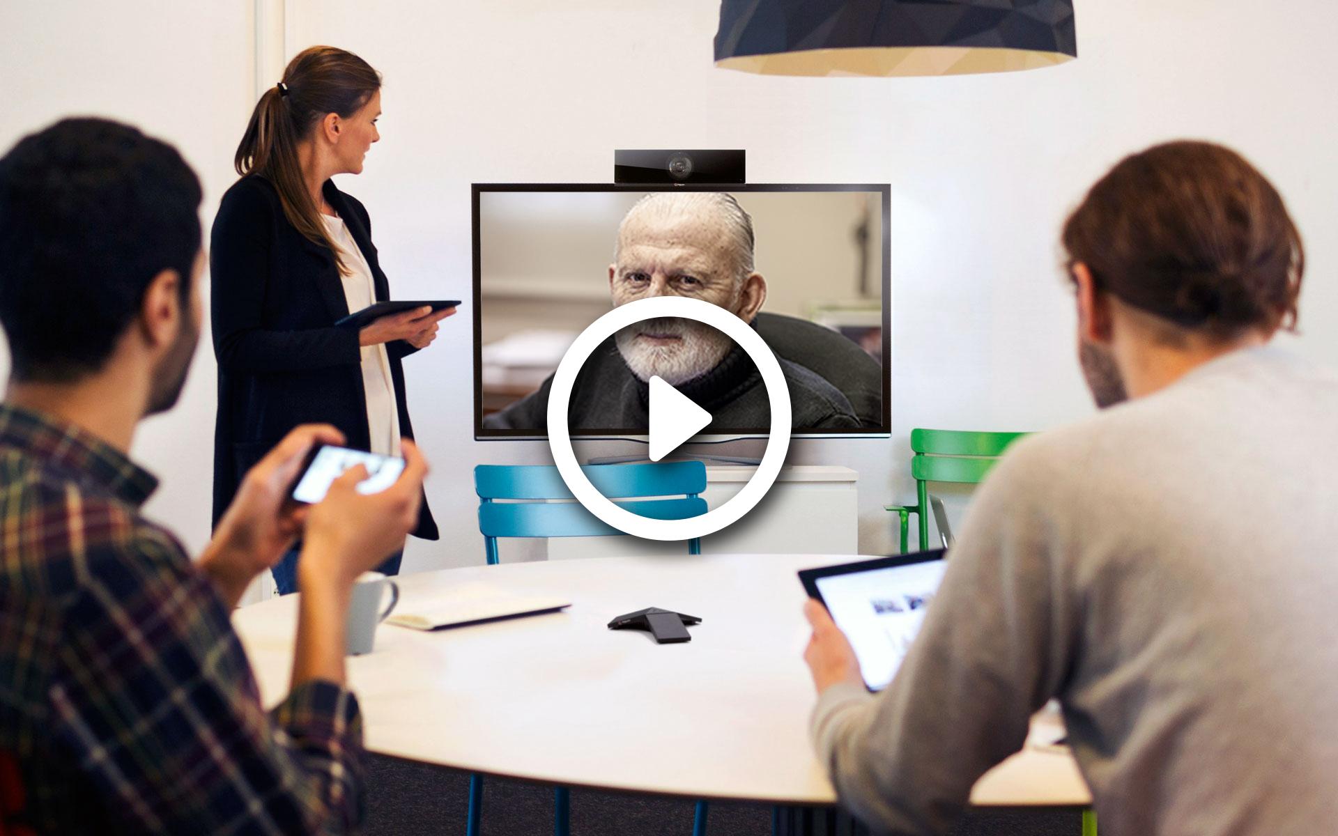 video conferencias